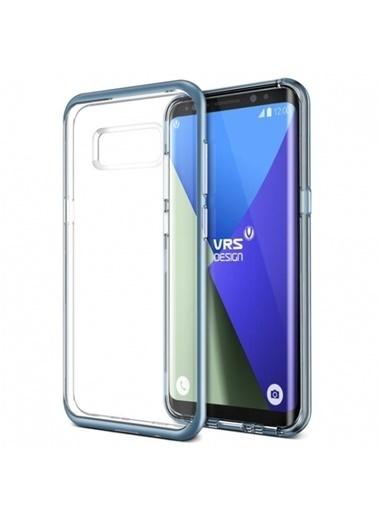 Galaxy S8 Plus Crystal Bumper Kılıf Orchid Gray-Verus